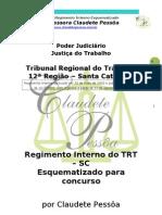 TRT-SC-Regimento-Interno-Esquematizado-1ª-parte