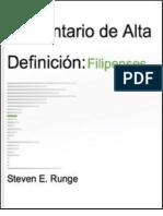 Steven E. Runge - Comentario de Alta Definición