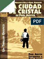 Auster Paul-Ciudad de Cristal Comic 2
