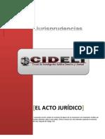 Acto Juridico - CIDELI