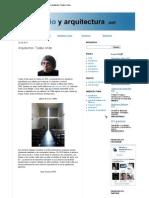 Arquitectura y Diseño_ Arquitectos_ Tadao Ando.pdf