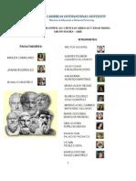 Corrientes Filosóficas- Ciencias Griegas y Edad Media