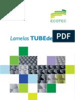 Catalogo Lamelas ECOTEC