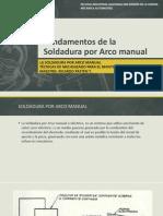 Fundamentos de La Soldadura Por Arco Manual