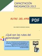 Rutas Del Aprendizaje Por Roberto Rodriguez