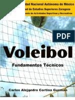 Voleibol Fundamentos Tecnicos