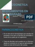 farmacocineticadelosmedicamentosenelembarazo-110914123020-phpapp02