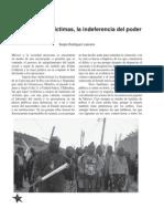 Rebeldia78-Dolor de La Victimas Indiferencia Delpoder