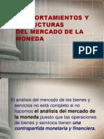 El Mercado de Dinero y Enfoque Clasico y Keynesiano