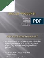 Pp Siklus Produksi