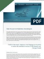 Pulse Patterning