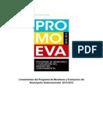 Lineamientos_PROMOEVA_20101129