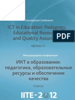Ict in Education-unesco