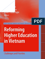 Reforming Higher Edu in Vietnam