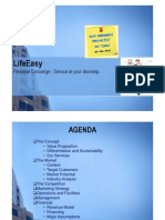 Business Plan-Life Easy-New Concepts