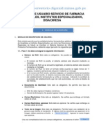 Manual de Usuario - Hospitales4