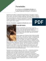 Heráclito e Parmênides.doc