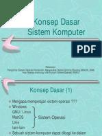 SO1_Konsep Dasar Sistem Komputer