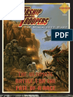 MGP9106 Starship Troopers Miniatures Rules