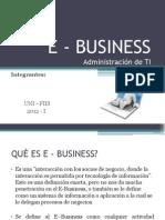 e Business 1