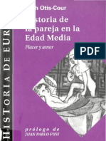 Leah Otis Cour Historia de La Pareja en La Edad Media