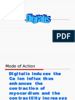 digitalis and other imp drugs for the management of heart failure