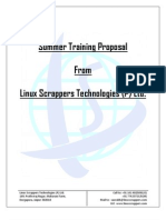 summertrainingproposalwithcontents1-121225003654-phpapp01
