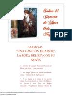 SALMO 45_ CANCIÓN DE AMOR