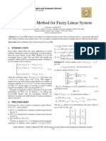 Uzawa-SOR Method for Fuzzy Linear System