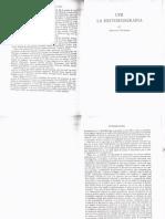 México cincuenta años de revolución (La historiografía)-Edmundo O'Gorman