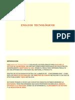 Ens - Ensayos tecnológicos -Doblado -Embutido -Abocardado -Pestañado