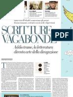 Scritture Vagabonde. I Non Romanzi, Costruiti Con Ricordi e Digressioni - La Repubblica 02.08.2013
