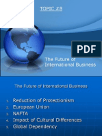 International Business.topic 8