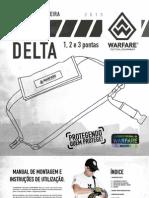 Manual Bandoleira Delta
