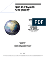 Patterns in Physical Geography
