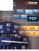 Dashboard for Controls Design Reference