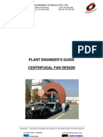 Plant Engineers Fan Design Reference