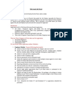 Online Job Portal for Nursing