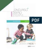 1er Concurso de Diseño Intracampus / Bases