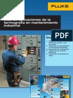 Termografia Mantenimiento Industrial