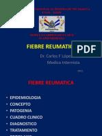 Clase Fiebre Reumatica