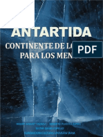 Antartida - Continente de los más para los menos -1979