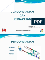 Pengoperasian & Perawatan System Metering