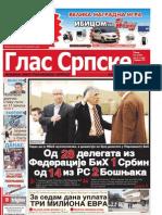 Глас Српске 22.05.2009