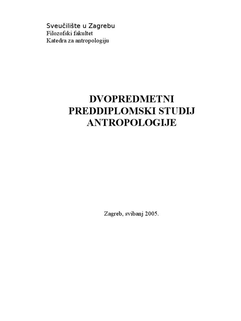 Metode datiranja koje se koriste u antropologiji