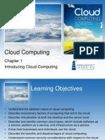 Cloud Computing Chapter 01