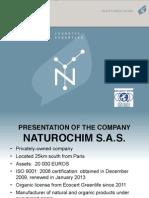 Naturochim Presentation Eng 2013-04-12-1