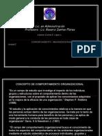 unidad_I_CHO comportamiento organizacional