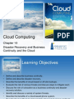 Cloud Computing Chapter 10