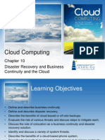 Cloud Computing Chapter 10